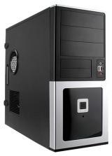 Корпус ATX InWin EAR-010 400Вт черный/серебристый