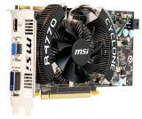 MSI Radeon HD 4770 750Mhz PCI-E 2.0 512Mb 3200Mhz 128 bit DVI HDMI HDCP