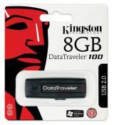 Kingston DataTraveler DT100 (8Gb)