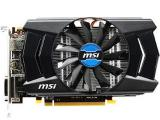 MSI Radeon R7 260X 1000Mhz PCI-E 3.0 2048Mb 6000Mhz 128 bit 2xDVI HDMI HDCP