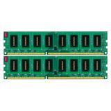 Kingmax DDR2 800 DIMM 2Gb Kit (2*1024Mb)