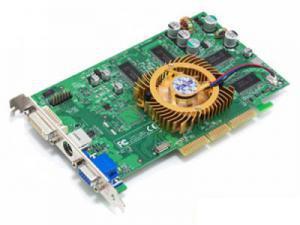 ASUS GeForce FX 5200 250Mhz (AGP) 64Mb 400Mhz 128 bit TV