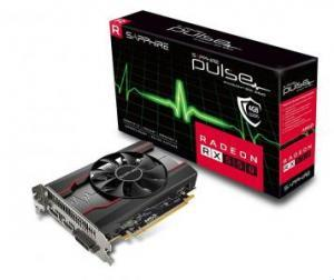 Видеокарта Sapphire Pulse Radeon RX 550 1071MHz PCI-E 3.0 4096MB 6000MHz 128 bit