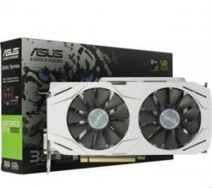 Asus GeForce GTX 1060 DUAL OC