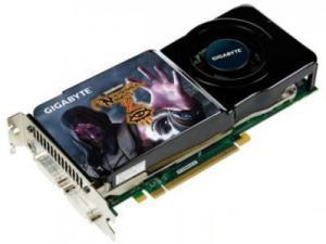 GIGABYTE GeForce 8800 GTS 650Mhz PCI-E 2.0 512Mb 1940Mhz 256 bit 2xDVI TV HDCP YPrPb