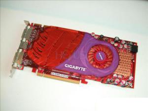 GigaByte Radeon HD 4850 625 Mhz PCI-E 2.0 512 Mb 2000 Mhz 256 bit 2xDVI TV HDCP YPrPb