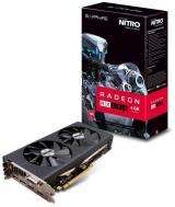 купить Sapphire Nitro Radeon RX 480 1208Mhz PCI-E 3.0 4096Mb 7000Mhz 256 bit DVI 2xHDMI HDCP (11260-09-20G) за 12990руб.