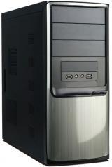 Корпус ATX SuperPower Q3335-А2 350Вт черный/серый