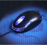 Optical Mouse Black USB