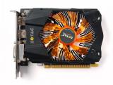 ZOTAC GeForce GTX 650 1058Mhz PCI-E 3.0 1024Mb 5000Mhz 128 bit DVI HDMI HDCP